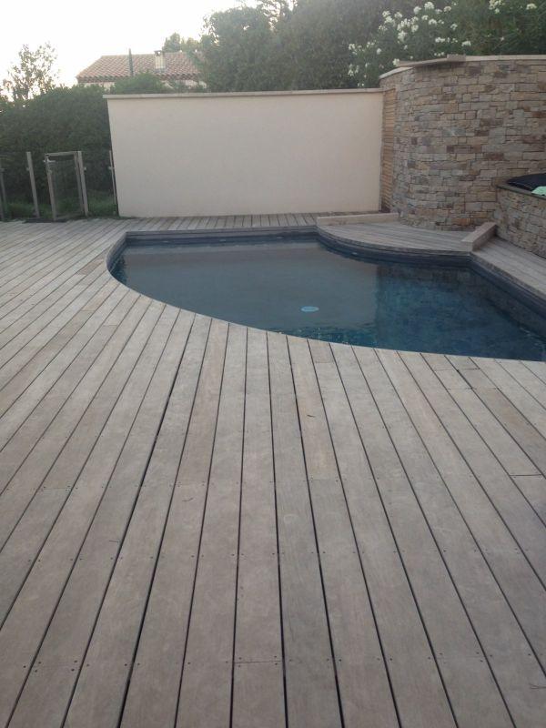 création de vos terrasses et abord de piscine - TERRAPLANT